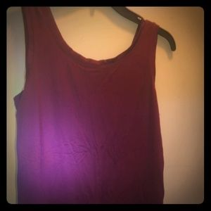 New Directions Silk tank top